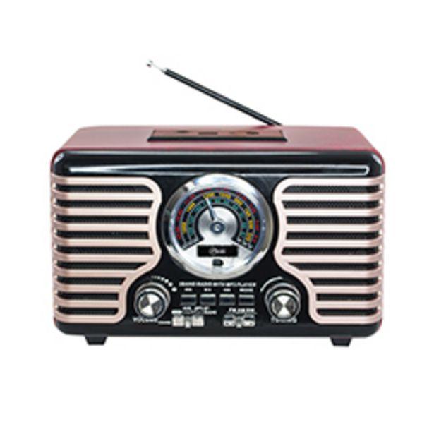Oferta de Radio Retro Microlab Antique 8732 por $26990
