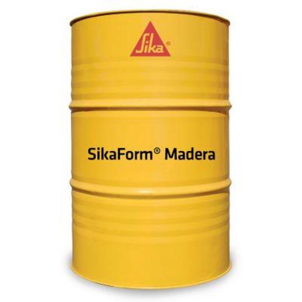 Oferta de Tambor Sikaform madera 200 l por $450000