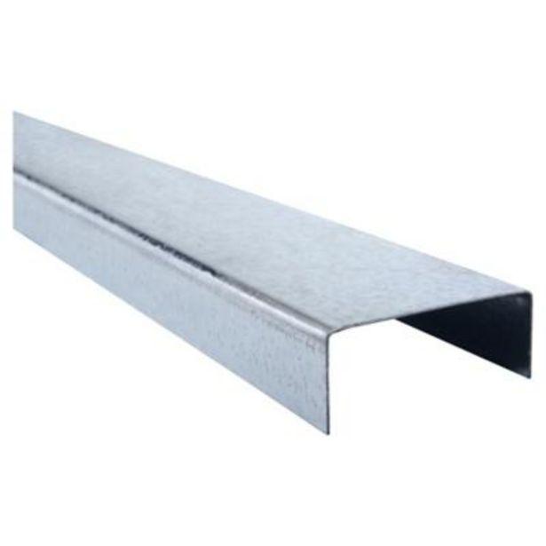 Oferta de 6m Perfil U 2x3x0,85 Metalcon estructural por $6030