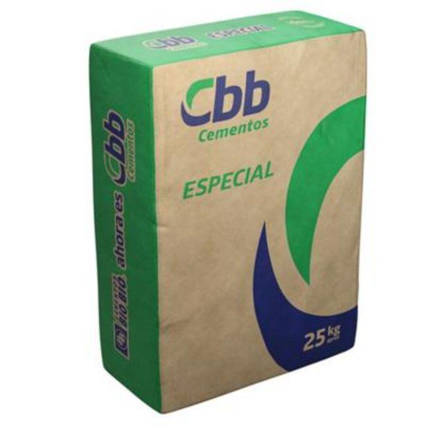 Ofertas de Cementos Cbb 25 Kg por $4220
