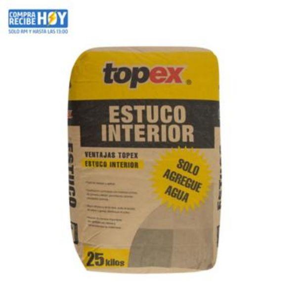 Ofertas de Topex interior 25 kg por $2690