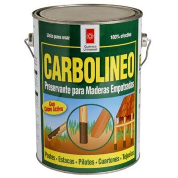 Ofertas de 1 galón Carbolineo por $14290