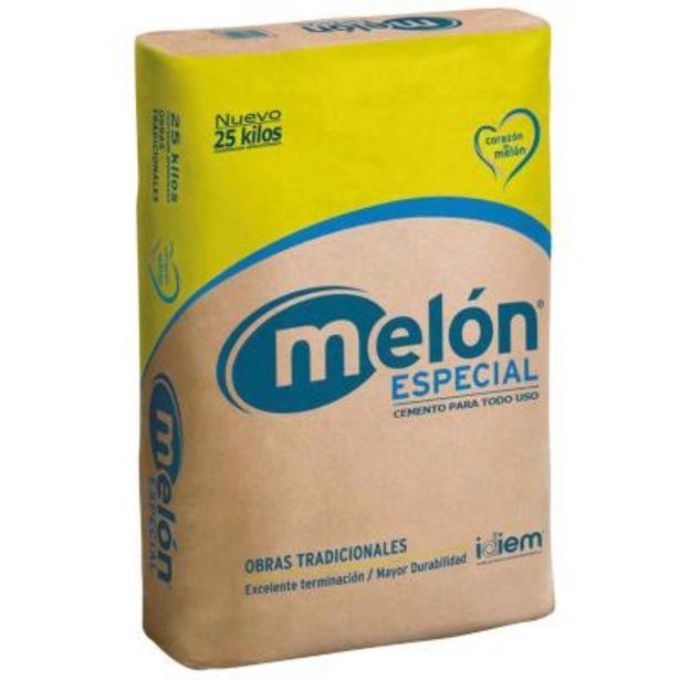 Ofertas de Cemento Melón especial 25 Kg por $4220