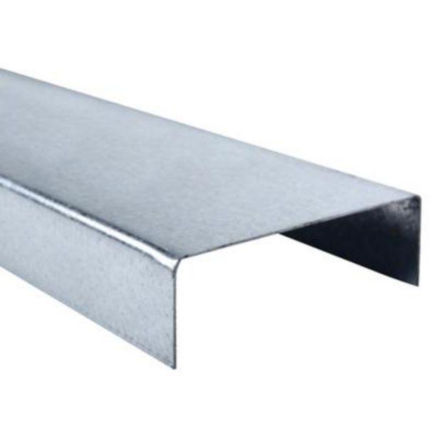 Oferta de 6m Perfil U 2x5x0,85 Metalcon estructural por $6890