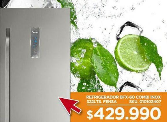 Oferta de Refrigeradores Fensa por $429990
