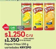 Oferta de Papas fritas Kryzpo por $1250