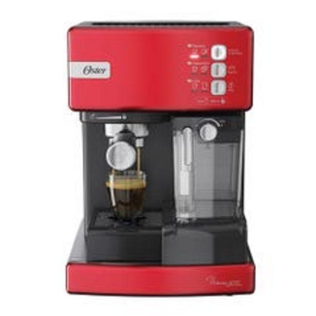 Ofertas de Cafetera BVSTEM6603R-052  Rojo por $139990
