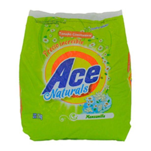 Oferta de ACE en Polvo Naturals Manzanilla 2 Kilos 7 unid por $29990