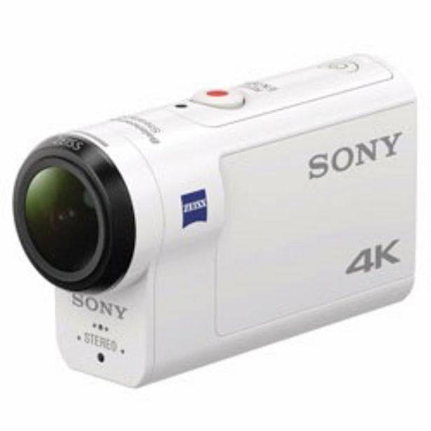 Oferta de Cámara de Video Sony FDR-X3000R Blanco por $449990