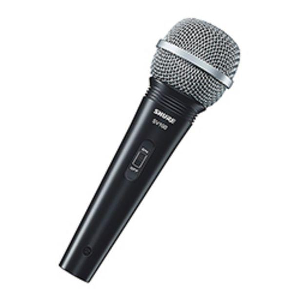Oferta de Micrófono Shure SV100 por $28990