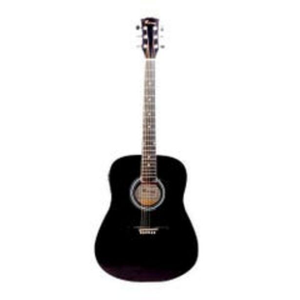 """Ofertas de Guitarra Electroacústica Mercury 41"""" Negra por $89990"""