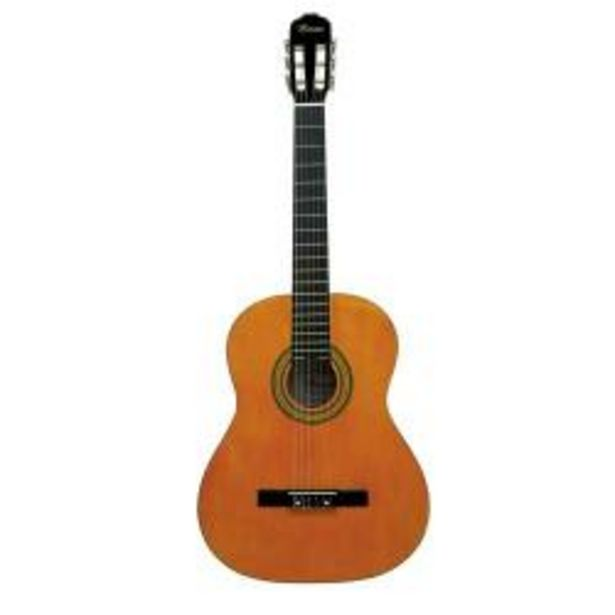 "Oferta de Guitarra Clasica Mercury 39"" Natural MS139 por $49990"
