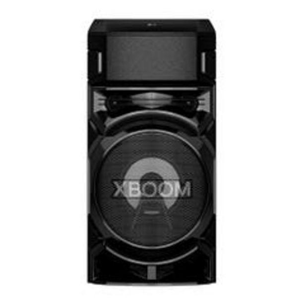 Ofertas de Minicomponente RN5 Karaoke Star y control de sonido vocal por $159990