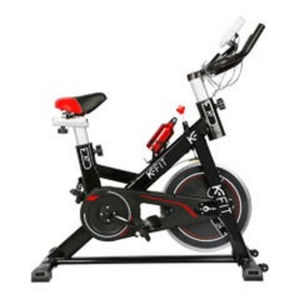 Ofertas de Bicicleta de Spinning Boonen K-FIT por $209990