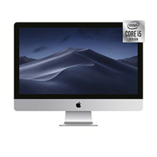 "Oferta de IMAC Apple 27"" Intel Core i5 8 GB RAM, 256 SSD por $1799990"