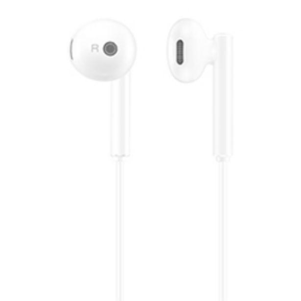 Oferta de Audífonos Manos Libres Huawei AM115 Blanco por $5990