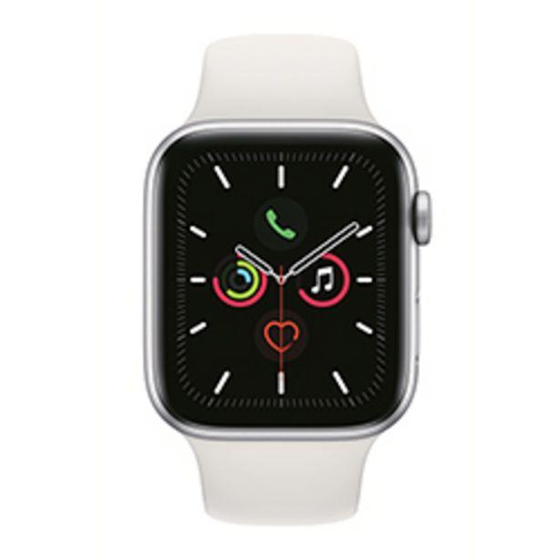 """Oferta de Apple Watch S5 Silver 1.8"""" por $429990"""