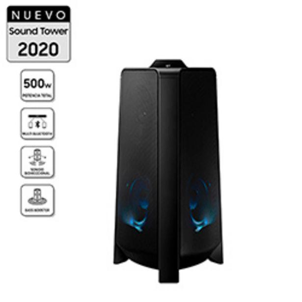 Oferta de Minicomponente Samsung Sound Tower MX-T50/ZS por $179990