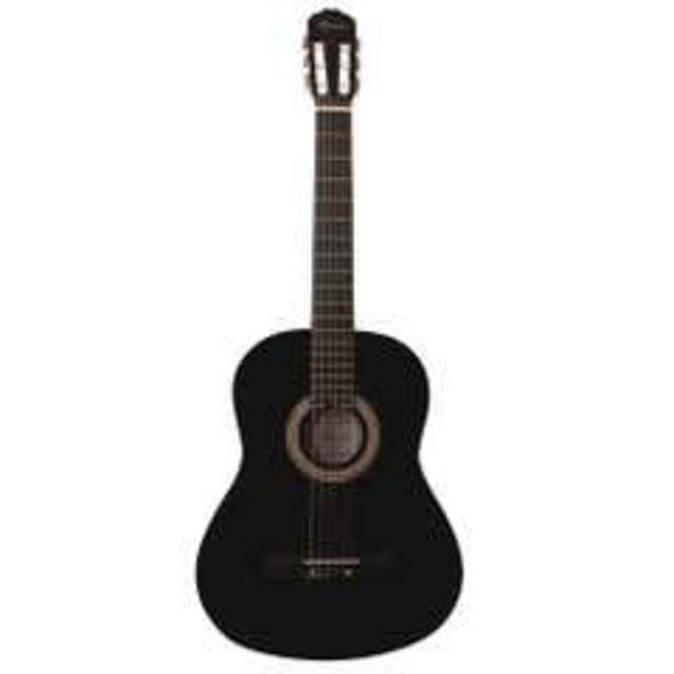 """Ofertas de Guitarra Clásica Mercury 39"""" Negra MS139 por $49990"""