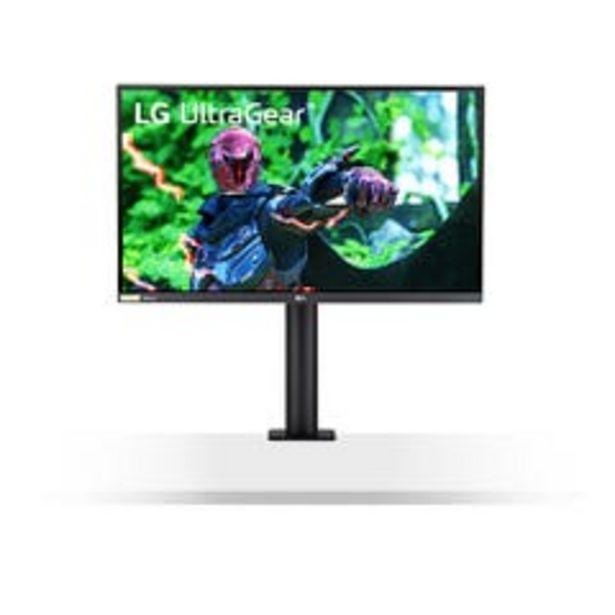 "Ofertas de Monitor LED LG 27GN880-B.AWH 27"" UltraGear QHD por $419990"