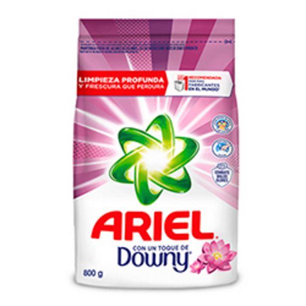 Oferta de Ariel en Polvo con un Toque Downy Bolsa 800 gr 14 unid por $39990