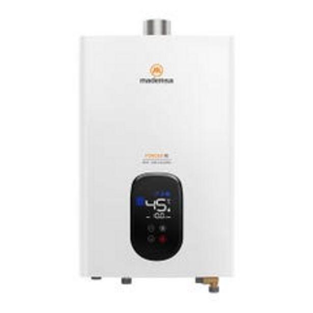 Ofertas de Calefont Mademsa Forced 10 ECO GL 10 Litros Gas Licuado por $249990