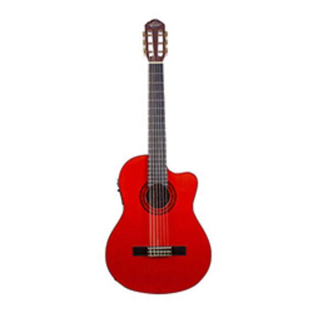 Oferta de Guitarra Electroacústica Oscar Schmidt OC9CE por $135990