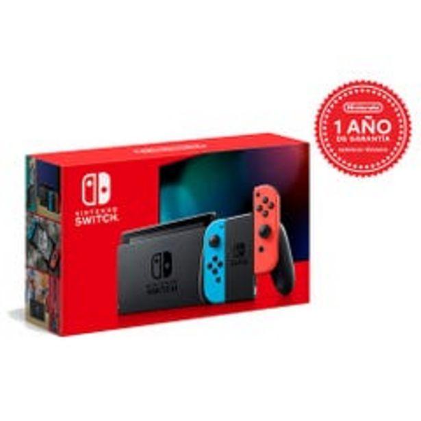 Ofertas de Consola de Juegos Nintendo Switch 1.1 por $349990