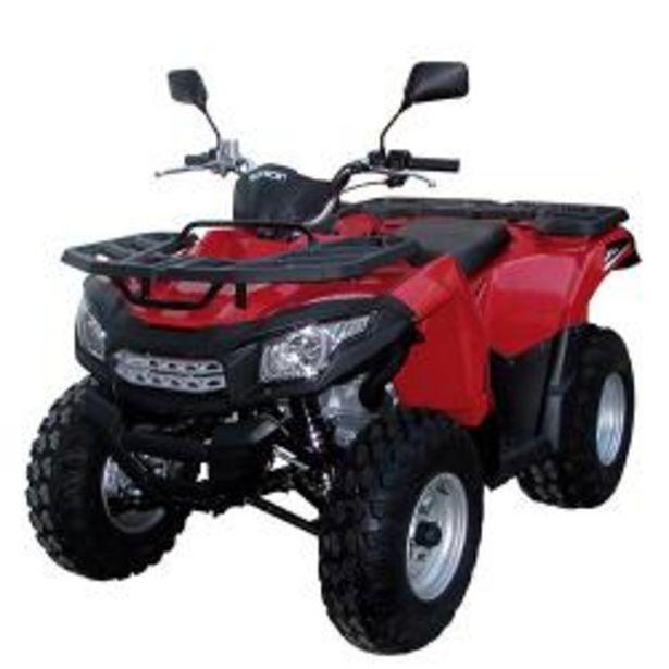 Oferta de Cuatrimoto Loncin LX200 ATV-U por $2249990
