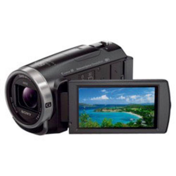 Oferta de Cámara de Video Sony HDR-CX675 Negro por $419990