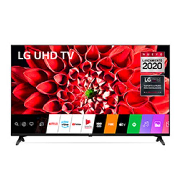 """Ofertas de Led LG 70"""" UHD Smart TV 70UN7100 por $729990"""