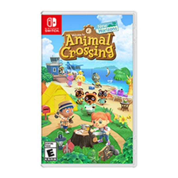 Oferta de Juego Nintendo Switch Animal Crossing: New Horizons por $55990