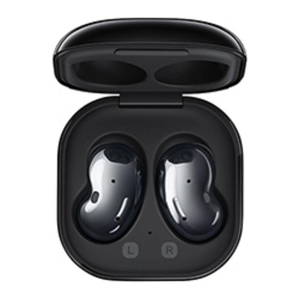 Oferta de Audífonos Inalámbricos Samsung Galaxy Buds Live Mystic Black por $169990