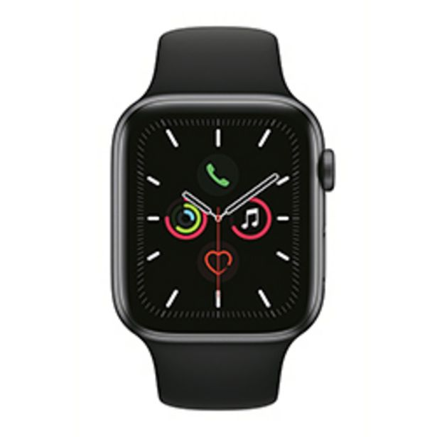 """Oferta de Apple Watch S5 40mm Negro 1,6"""" por $379990"""