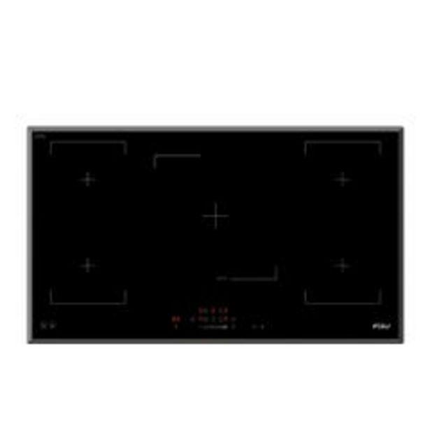 Ofertas de Encimera Inducción FDV DELUXE 5 black 5P por $599990