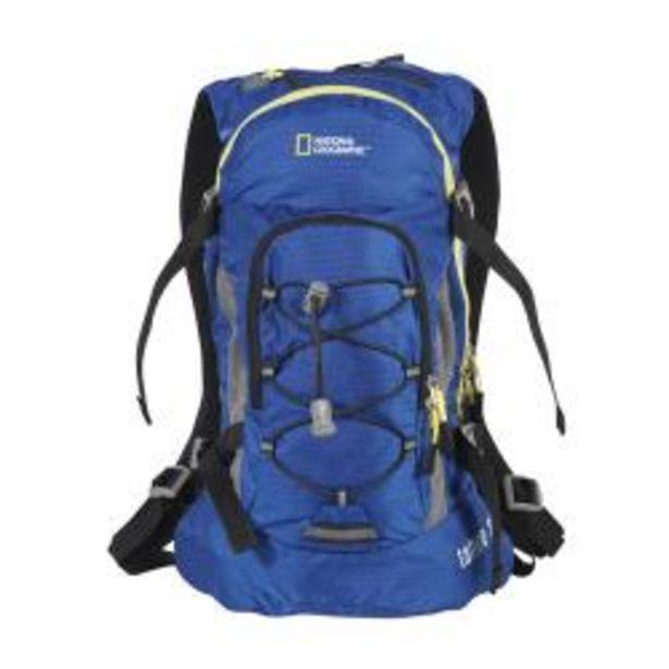 Oferta de Mochila de Hidratación National Geographic Tahoe 14 Lts Azul por $39990