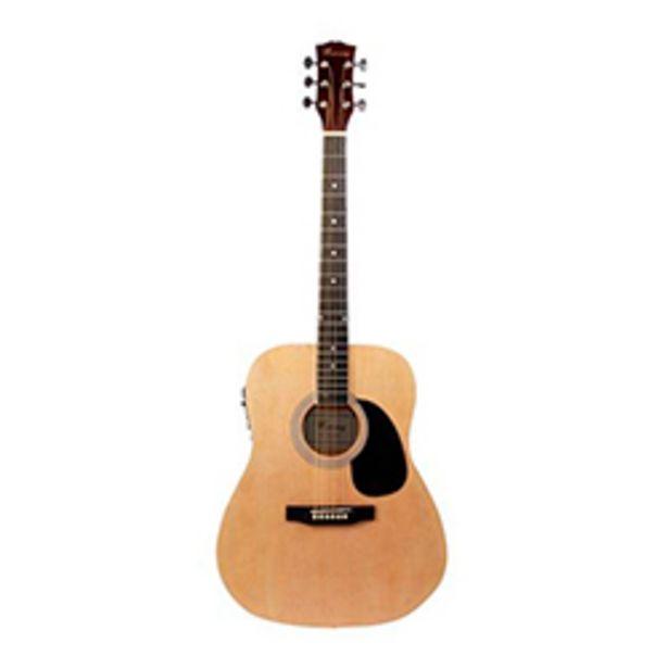"Oferta de Guitarra Electroacústica 41"" Natural por $84990"