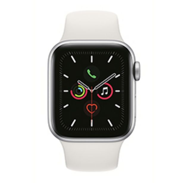Oferta de Apple Watch S5 40mm Plateado por $399990