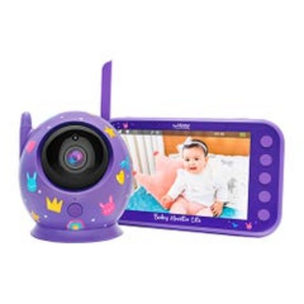 Ofertas de Baby Monitor SoyMomo Lite Morado por $89990