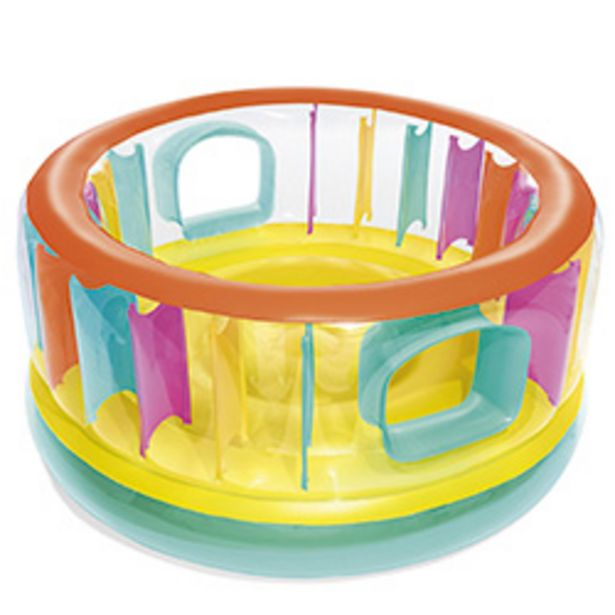 Oferta de Juego Inflable Up, In & Over Bouncejam por $29990