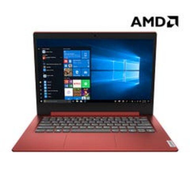 """Ofertas de Notebook Lenovo 82GW004FLM  14"""" AMD 3020e, 4GB RAM, 64GB por $279990"""