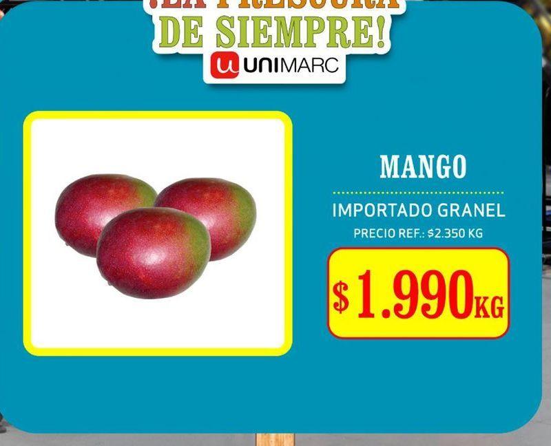 Oferta de Mangos por $1,99