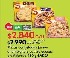 Oferta de Pizza Sadia por $2840