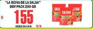 Oferta de Salsas por $155