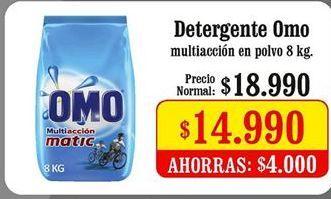 Oferta de Detergente en polvo Omo por $14,99