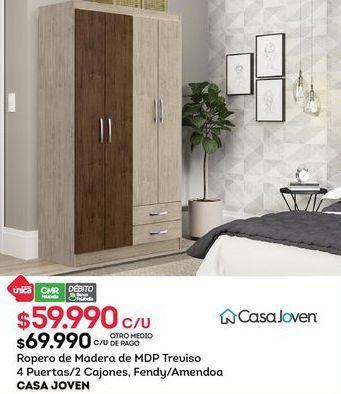 Oferta de Closets Casajoven por $59990