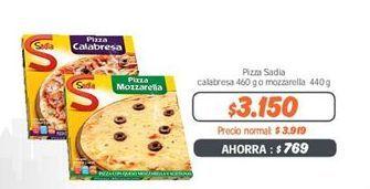 Oferta de Pizza congelada Sadia por $3150