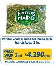 Oferta de Porotos Frutos del Maipo por $4390