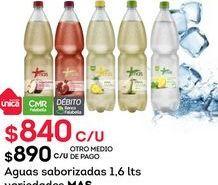 Oferta de Agua con sabor Más por $840