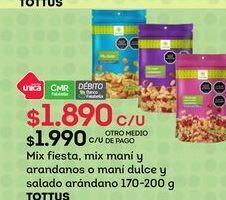 Oferta de Frutos secos Tottus por $1890